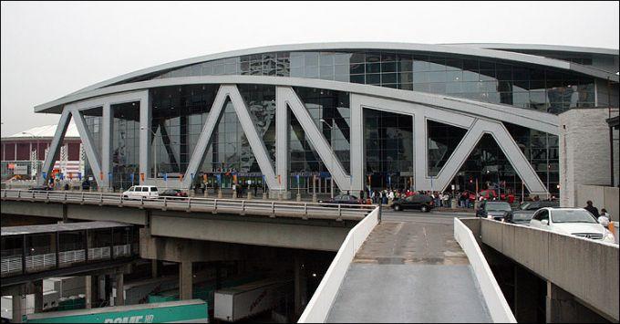 """""""Атланту"""" не спасла ни современная арена…"""