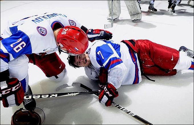 Ильдар Исангулов с Игорем Ожигановым