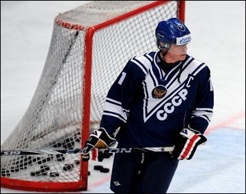 Самый авторитетный левый вингер нашего хоккея