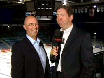 Горд Миллер (справа)