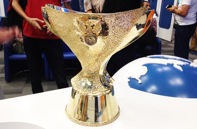 Стадион ЦСКА не сможет принять матч за Суперкубок России по футболу
