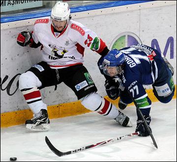 Илья Горохов (справа) против Станислава Чистова