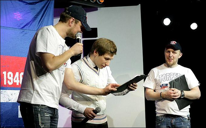 Иван Пилявский читает собственные ляпы и перлы