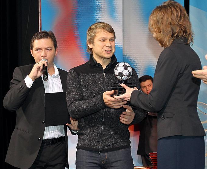 Георгий Черданцев — ведущий официального мероприятия РФПЛ