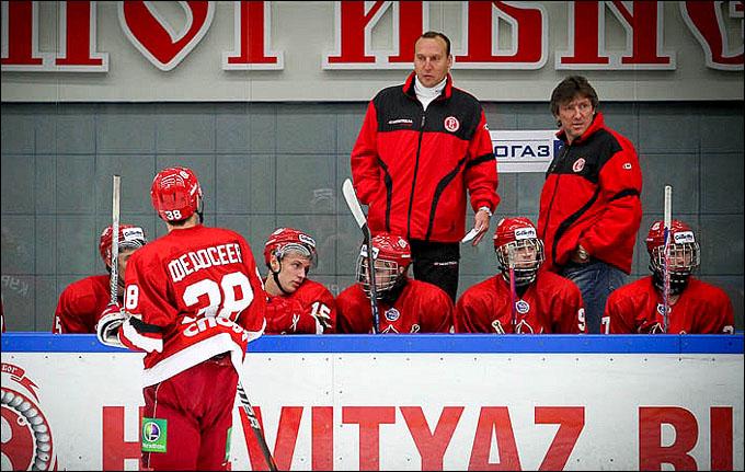 Алексей Ярушкин и его команда