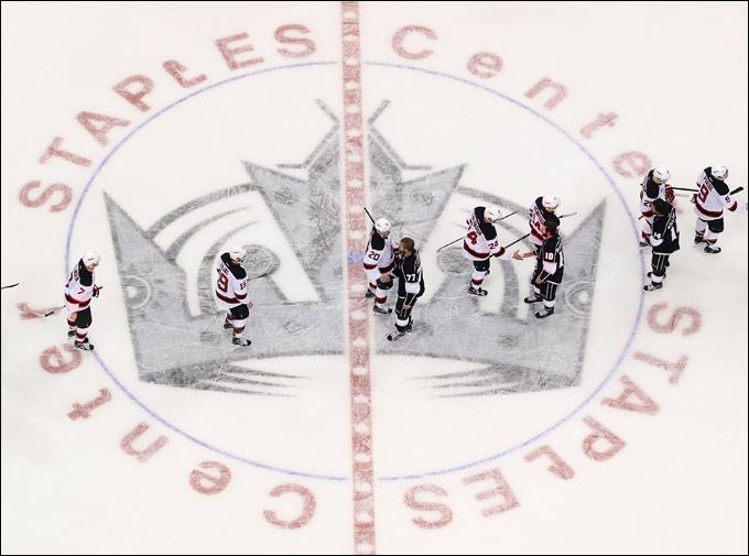 Хоккейный сезон на планете Земля завершён