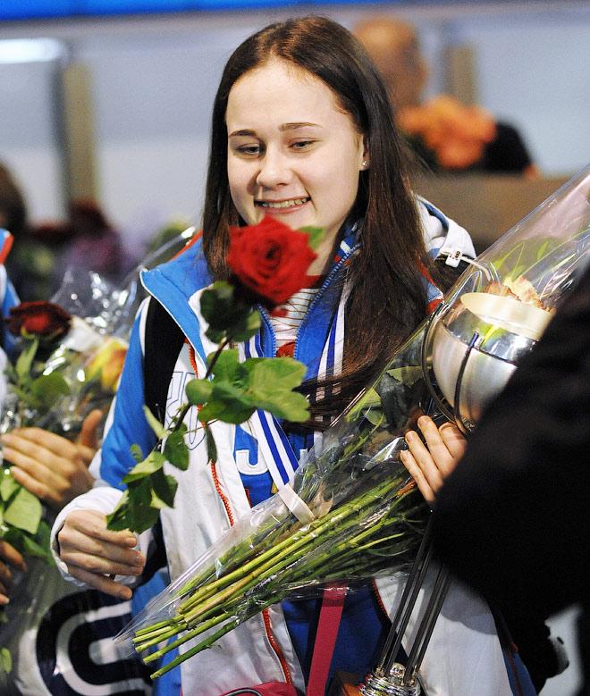 Дарья Рысева – капитан сборной России