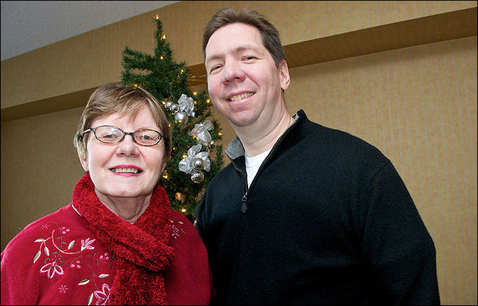 Горд Миллер никогда не встречает Новый год дома