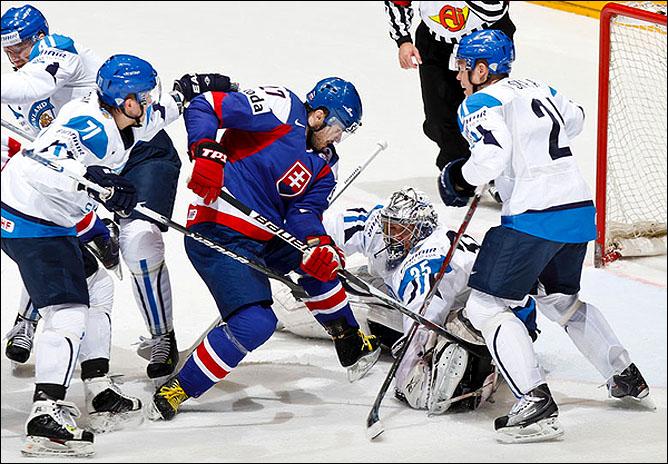 17.05.2010. ЧМ-2010. Финляндия - Словакия - 5:2. Фото 04.
