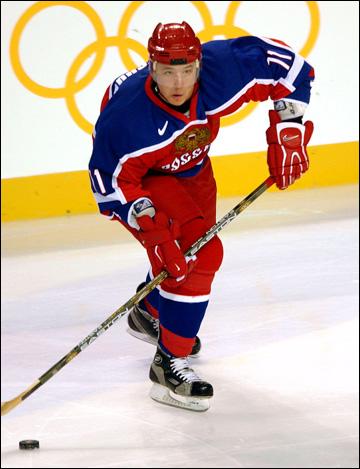 Илья Ковальчук на своей первой Олимпиаде. Солт-Лейк-Сити, 2002 год