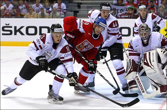Матч Чехия – Латвия в Ярославле? Почему бы и нет?