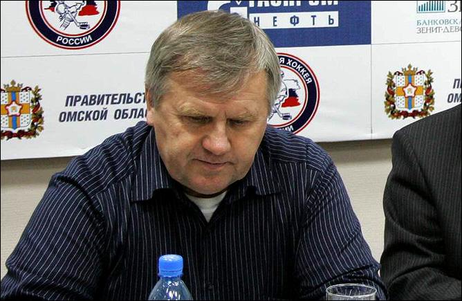 "Владимир Крикунов: ""Зиновьева хочу…"""