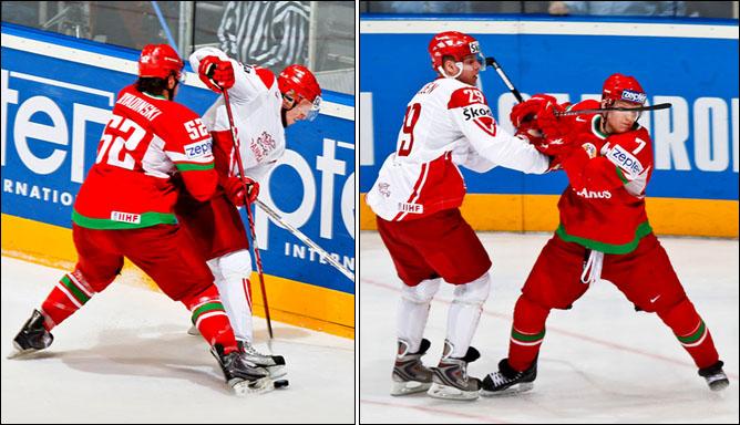 17.05.2010. ЧМ-2010. Белоруссия - Дания. Фото 02.