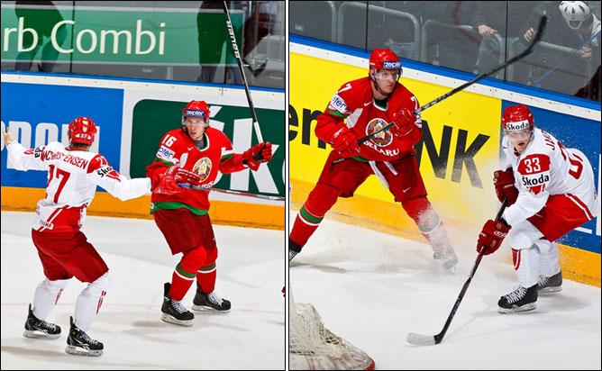 17.05.2010. ЧМ-2010. Белоруссия - Дания. Фото 04.