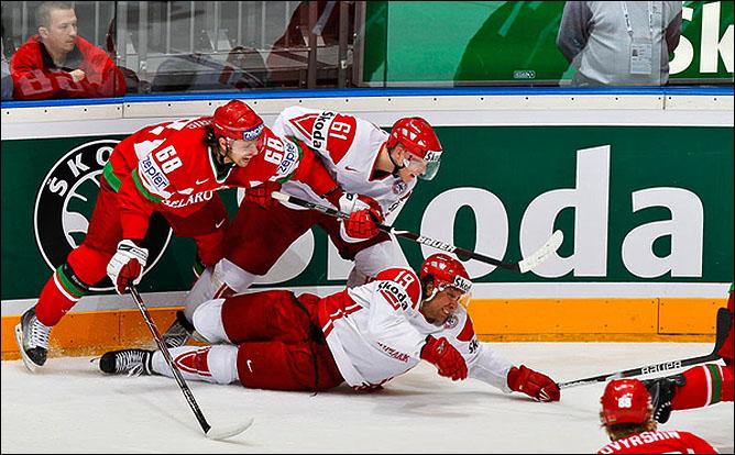 17.05.2010. ЧМ-2010. Белоруссия - Дания. Фото 06.