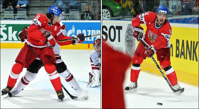17.05.2010. ЧМ-2010. Чехия - Латвия - 3:1. Фото 04.