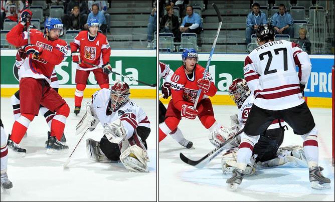 17.05.2010. ЧМ-2010. Чехия - Латвия - 3:1. Фото 07.