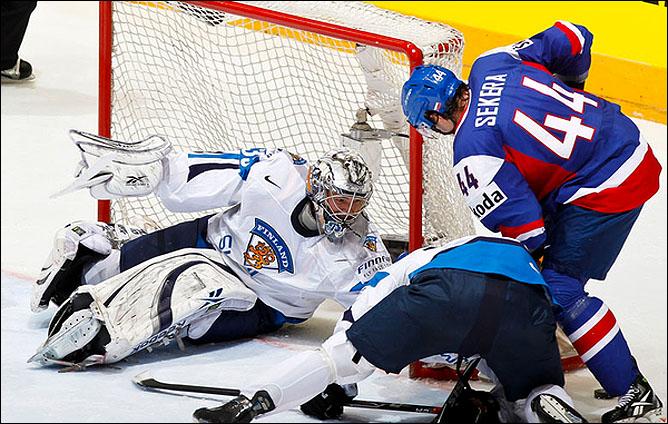 17.05.2010. ЧМ-2010. Финляндия - Словакия - 5:2. Фото 05.