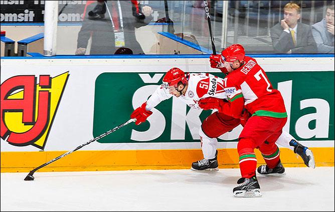 17.05.2010. ЧМ-2010. Белоруссия - Дания. Фото 07.