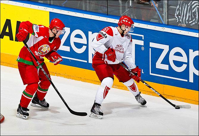 17.05.2010. ЧМ-2010. Белоруссия - Дания. Фото 08.
