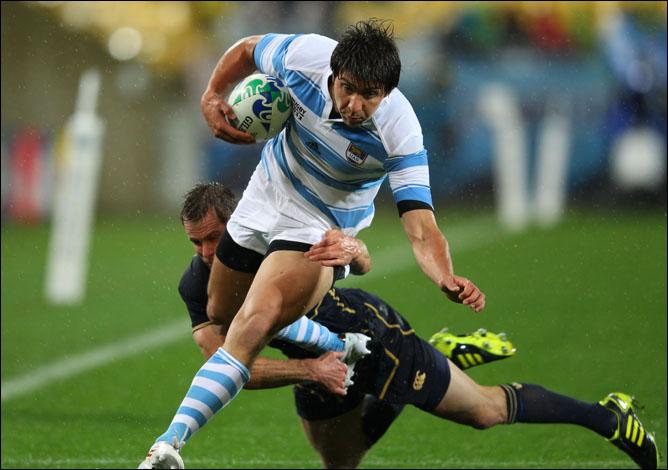 Блистательный рывок Лукаса Гонсалеса Аморосино практически вывел Аргентинцев в четвертьфинал Кубка мира