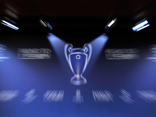 На старте жеребьёвка нового европейского клубного сезона