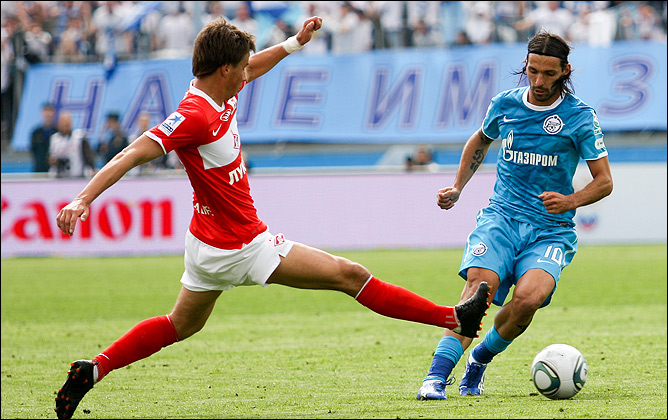 Александр Шешуков против Данни