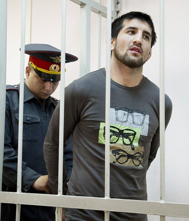 Расул Мирзаев отбыл срок за решёткой