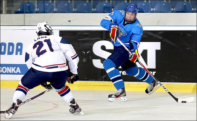 12 апреля 2012 года. Зноймо. Юниорский чемпионат мира. Финляндия — США — 0:4