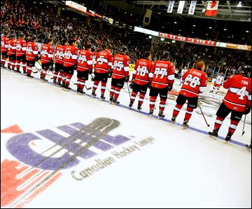 До прошлой Суперсерии сборная OHL ни разу не проигрывала россиянам