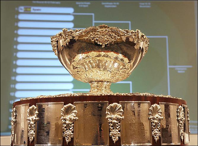 В Бангкоке состоялась жеребьёвка Кубка Дэвиса-2012