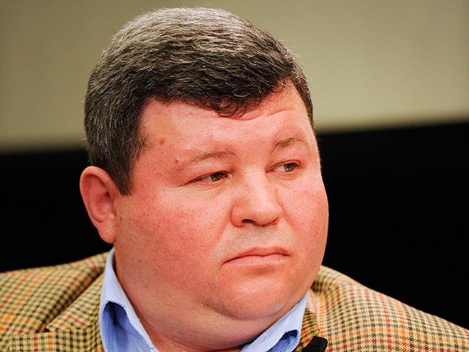 Президент армавирского «Торпедо» Валентин Климко