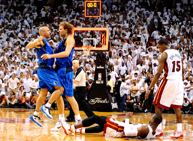 "НБА. Плей-офф. Финал. Матч № 2. ""Майами Хит"" – ""Даллас Маверикс"" – 93:95 (28:28, 23:23, 24:20, 18:24)"