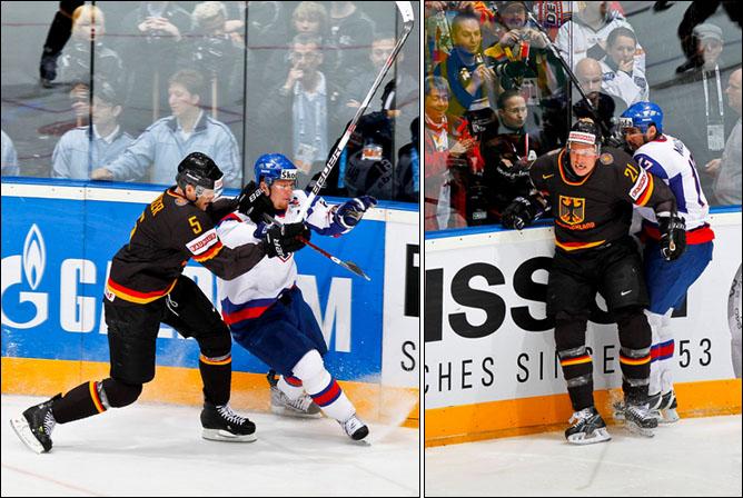 18.05.2010. ЧМ-2010. Словакия - Германия - 1:2. Фото 04.