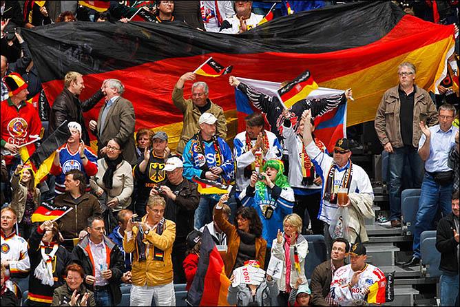 18.05.2010. ЧМ-2010. Словакия - Германия - 1:2. Фото 06.