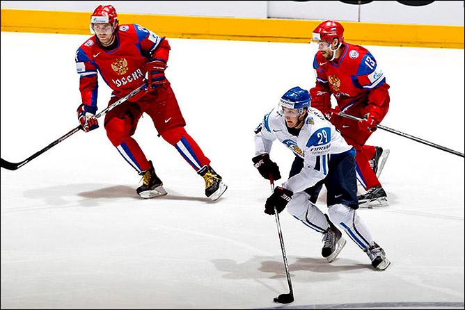 18.05.2010. ЧМ-2010. Россия - Финляндия - 5:0. Фото 01.