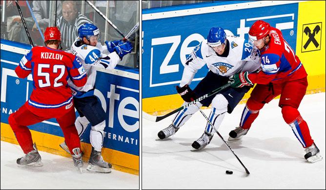 18.05.2010. ЧМ-2010. Россия - Финляндия - 5:0. Фото 02.