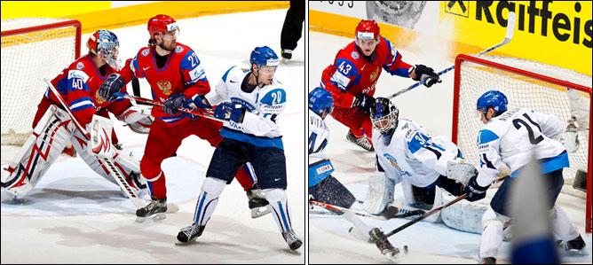 18.05.2010. ЧМ-2010. Россия - Финляндия - 5:0. Фото 04.