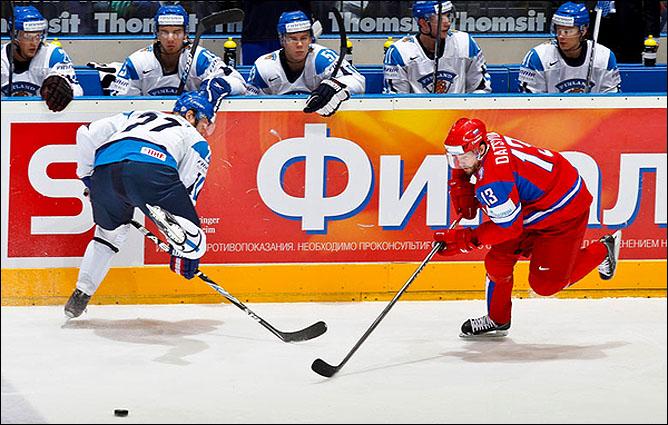 18.05.2010. ЧМ-2010. Россия - Финляндия - 5:0. Фото 05.