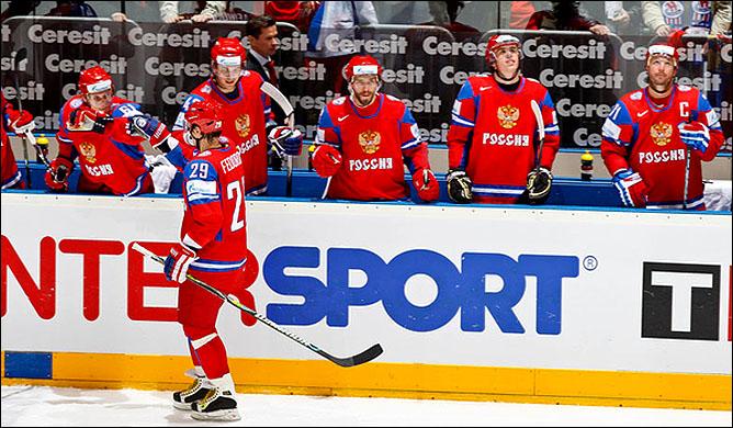 18.05.2010. ЧМ-2010. Россия - Финляндия - 5:0. Фото 06.