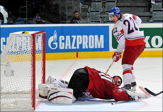 18.05.2010. ЧМ-2010. Канада - Чехия - 2:3. Фото 01.