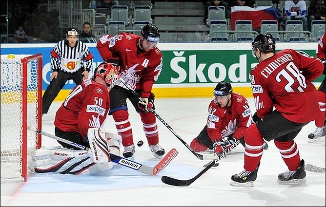 18.05.2010. ЧМ-2010. Канада - Чехия - 2:3. Фото 03.