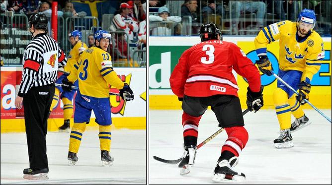 18.05.2010. ЧМ-2010. Швейцария - Швеция - 0:5. Фото 02.