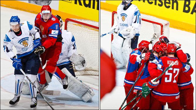 18.05.2010. ЧМ-2010. Россия - Финляндия - 5:0. Фото 08.