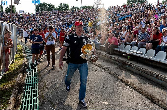 Алексей Емелин и Кубок чемпионов в Тольятти