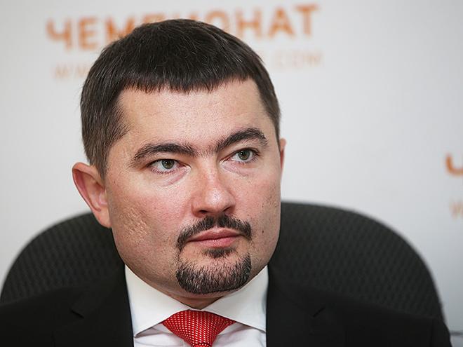 Александр Атаманенко в гостях у «Чемпионата»