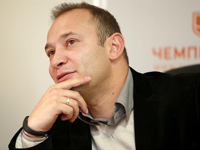 Константин Генич в редакции «Чемпионата»