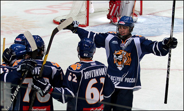 "Как дела, МХЛ? ""Амурские Тигры"" (Хабаровск)"