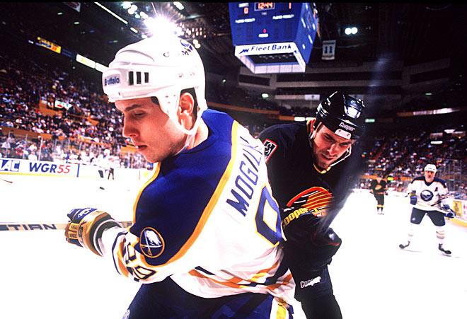 Александр Могильный стал вторым россиянином, сыгравшим в Матче звёзд НХЛ