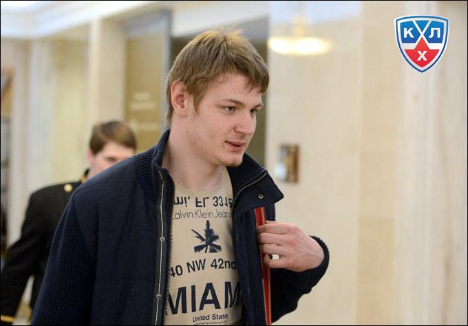 Валерий Ничушкин планирует попробовать себя в НХЛ
